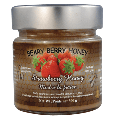 Strawberry Honey (300 g)