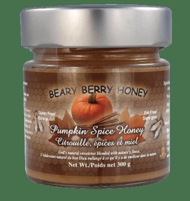 Pumpkin Spice Honey (300 g)