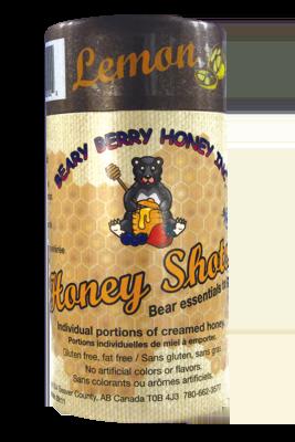 Lemon Honey Shots