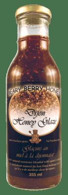 Dijon Honey Glaze