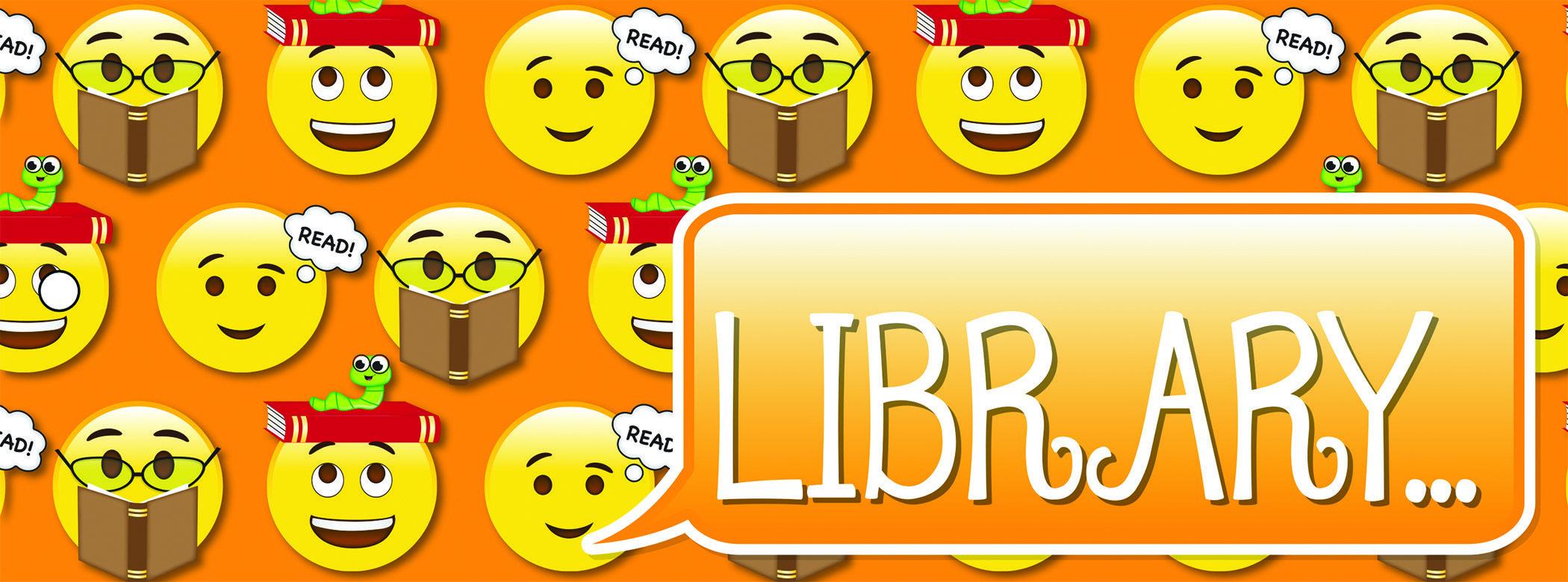 Emoji Library Laminated Pass Laminated Hall Passes