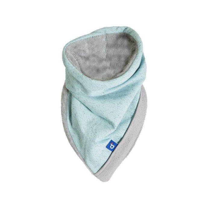 Snood pour enfant souple et doux en sweat et polaire 6-12 ans SH-18016-M