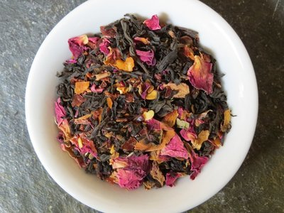 Spindle's Bite (Organic Chile Rose Black Tea)