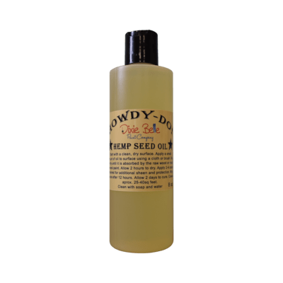 Dixie Belle Howdy-Do! Hemp Seed Oil