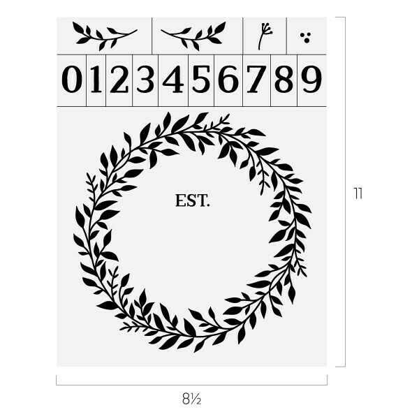 Established Wreath Transfer