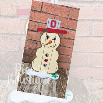 Snowman Brutus