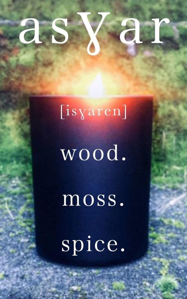 asɣar Candle