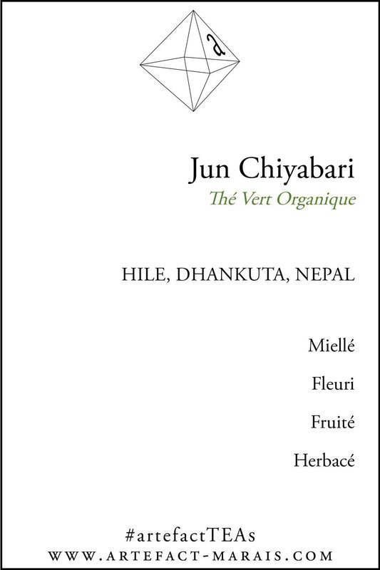 Jun Chiyabari : Paquet de 50g