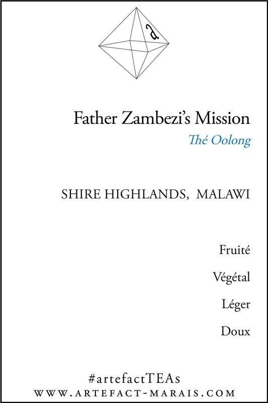 Father's Zambezi's Mission : Paquet de 80g