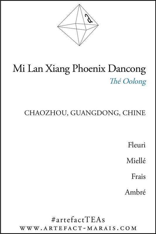 Mi Lan Xiang Phoenix Dancong: Paquet de 50g