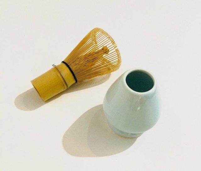 Chasen (fouet) Bambou