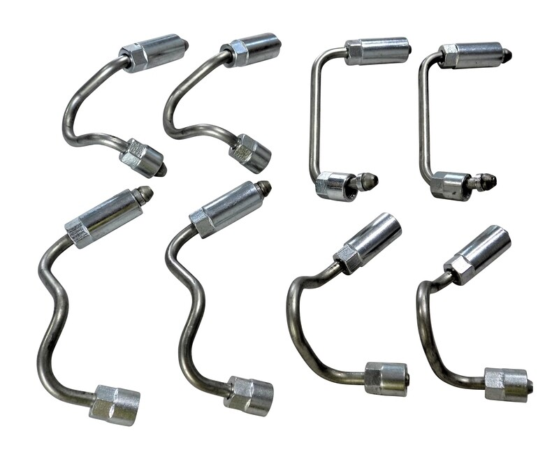 Fuel Rail Injector Lines for 2001-2004 6.6l LB7 Duramax