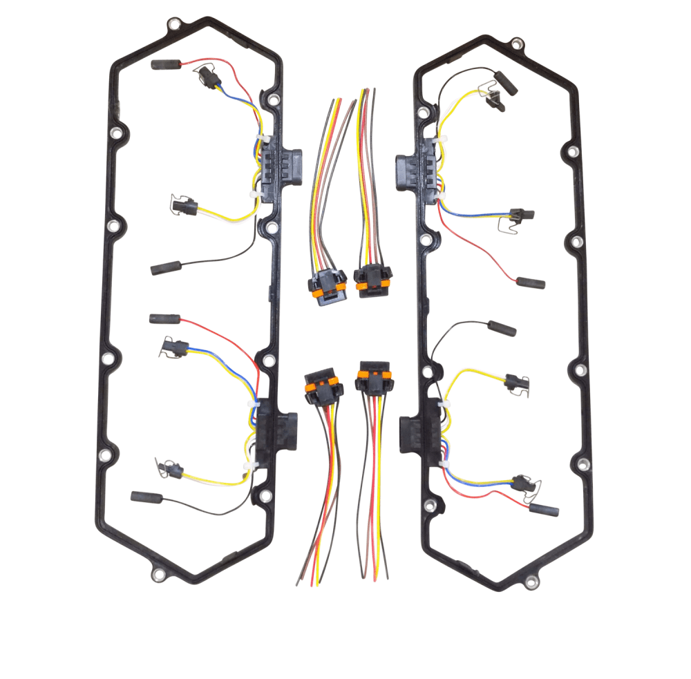 medium resolution of valve cover gasket set wiring pigtail harnesses w connectors 7 3l 1994 97 ford powerstroke