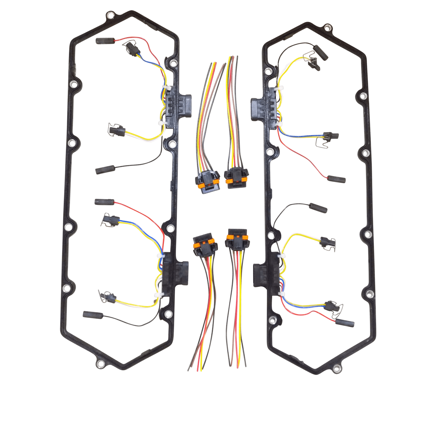 hight resolution of valve cover gasket set wiring pigtail harnesses w connectors 7 3l 1994 97 ford powerstroke