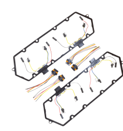 valve cover gasket set wiring pigtail harnesses w connectors 7 3l 1994 97 ford powerstroke [ 1500 x 1125 Pixel ]
