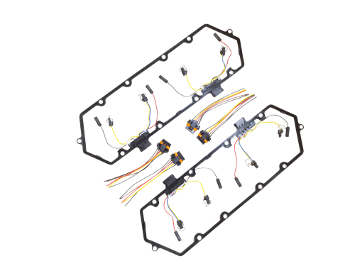 small resolution of valve cover gasket set wiring pigtail harnesses w connectors 7 3l 1994 97 ford powerstroke