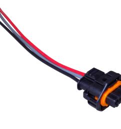 fuel rail sensor wiring harness repair pigtail connector 6 6l lly lbz lmm lml 2005 2016  [ 1500 x 1292 Pixel ]