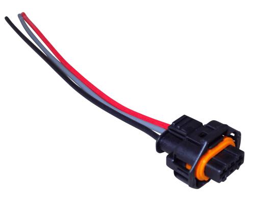 small resolution of fuel rail sensor wiring harness repair pigtail connector 6 6l lly lbz lmm lml 2005 2016