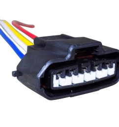 maf wiring harness pigtail connector 6 6l lb7 lly lbz 2001 2007 duramax diesel chevy gmc [ 1500 x 1178 Pixel ]