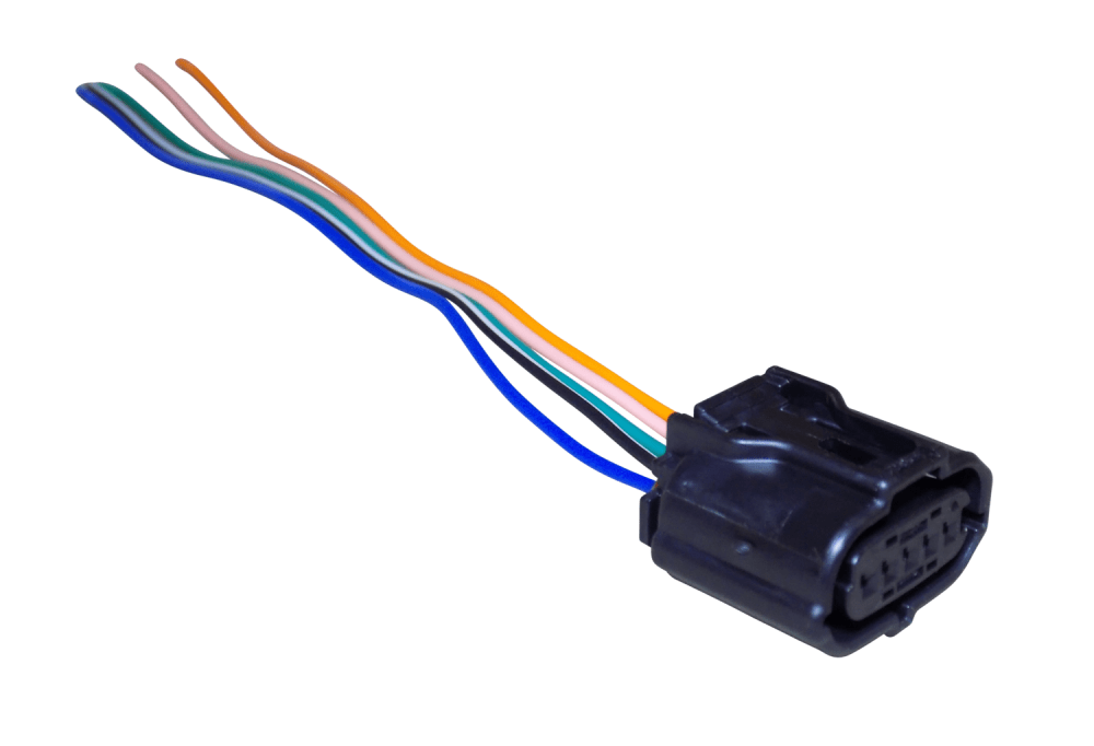 medium resolution of maf wiring harness pigtail connector 6 6l lmm 2007 2010 duramax diesel chevy gmc