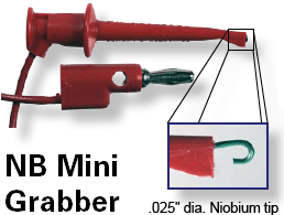 MINI Grabber with Niobium Tip grabber