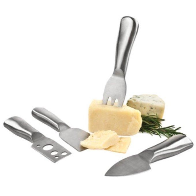Stainless Steel Cheese Utensils Set of 4