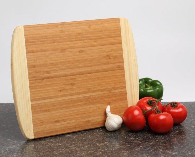 Personalized Cutting Board Custom Engraved Bamboo Cutting Board-14.5 x 11.5