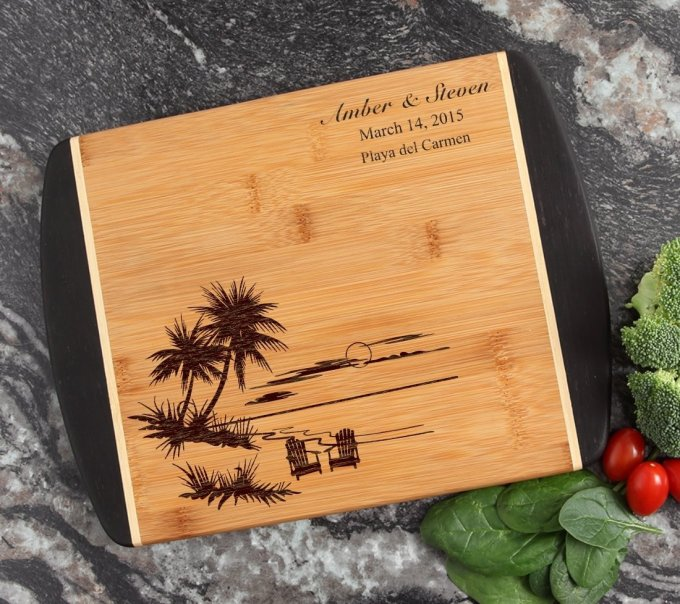 Engraved 12 x 9 Cutting Board