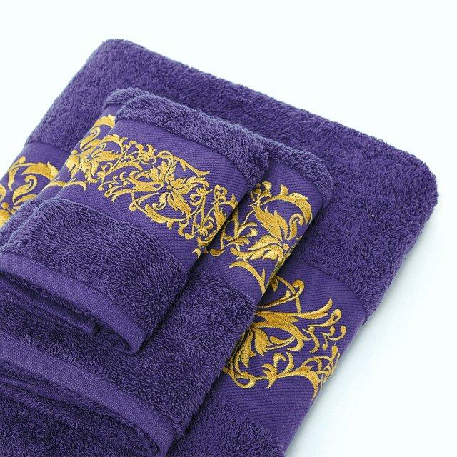 Дизайн вышивки Золотой бордюр - 3 размера RPE-1263