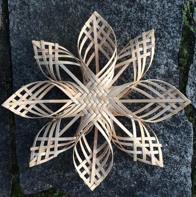Carolina Star: (Billie Ruth Sudduth's design) Approx. 16