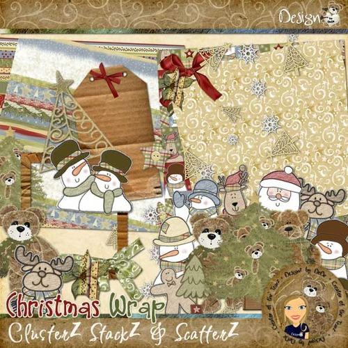 Christmas Wrap: ClusterZ StackZ & ScatterZ