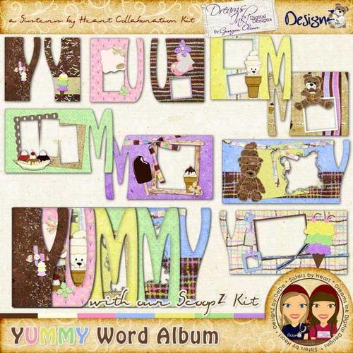 YUMMY Word Album