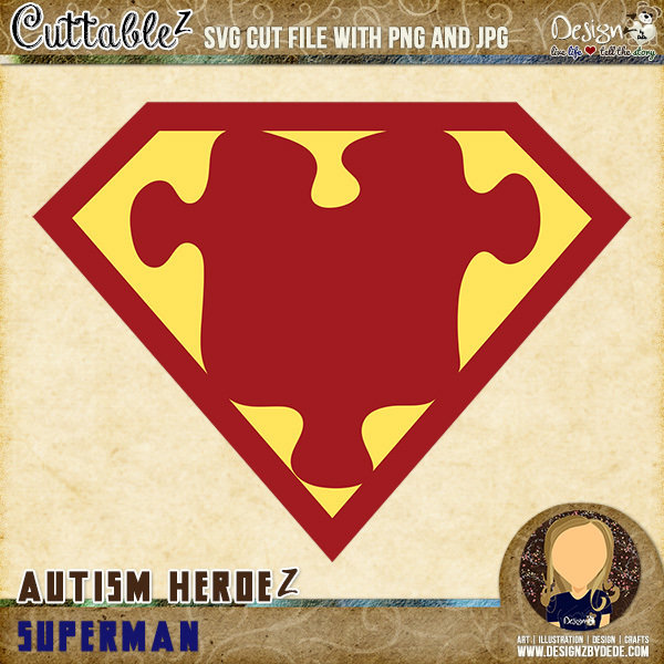 Superman   Autism HeroeZ