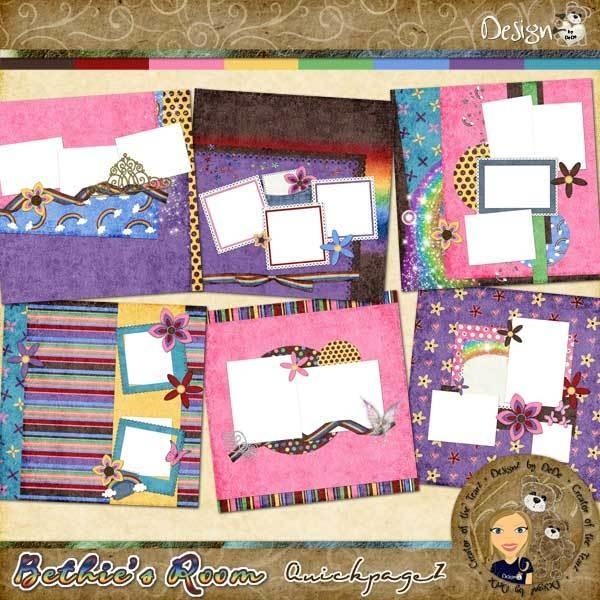 Bethie's Room: QuickpageZ
