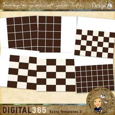 Digital 365: Extra Templates 2