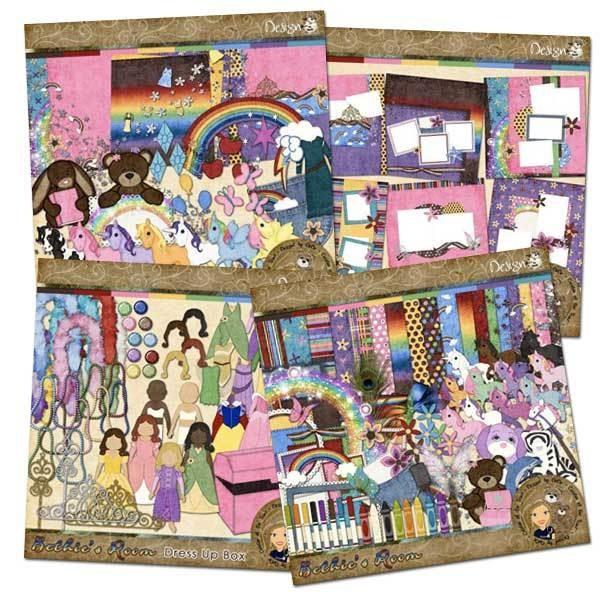 Bethie's Room: Bundle