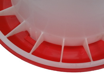 Eton Chicken Feeder for pellets or mash