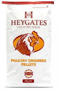 Chicken Growers Pellets per 1 kg. 00013