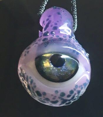 Alex Fearn Stardust Eye Pendant
