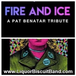 "Fire and Ice ""Pat Benatar Tribute"" & Liquor Biscuit – June 21 2019 – 7:30pm 01399"
