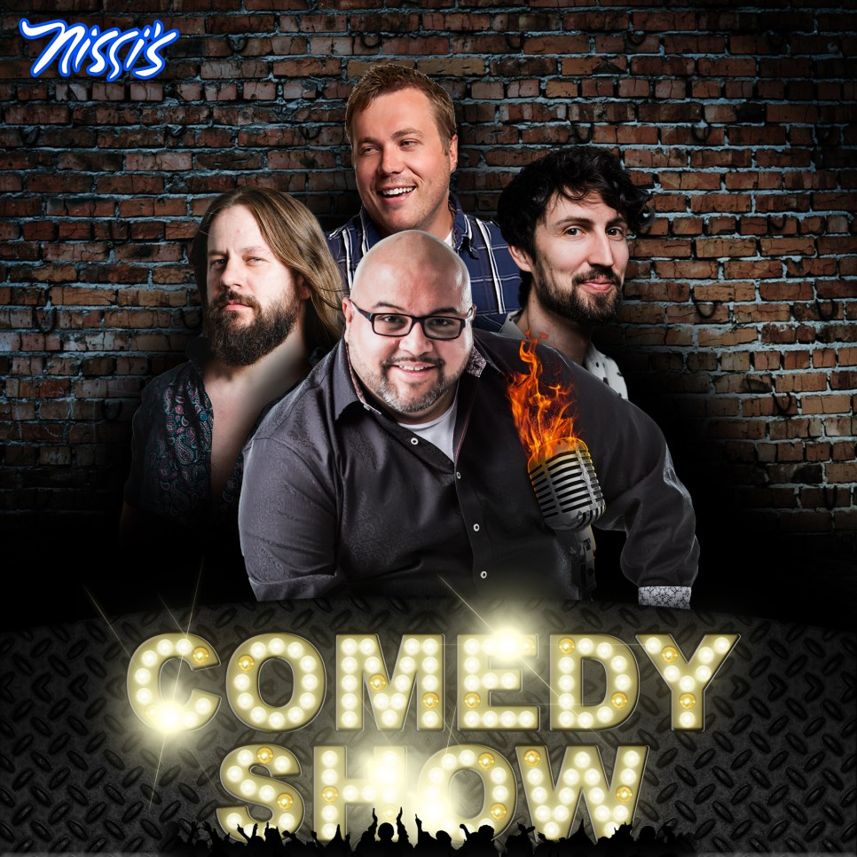 The Comedy Crew – June 1 2019 – 7:00pm 01393