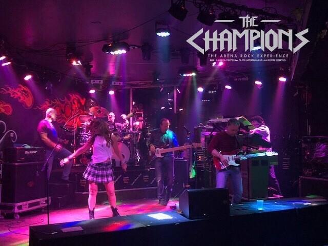 The Champions – Oct 18 2019 – 7:30pm