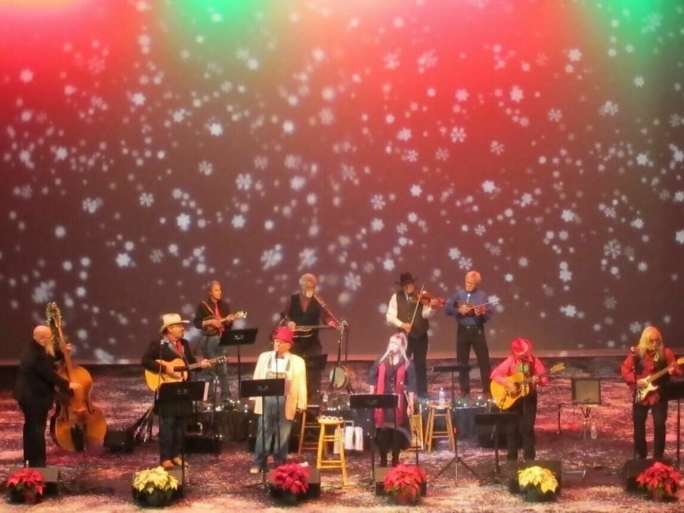 Timothy P & The Rocky Mountain Stocking Stuffers – Dec 1 2019 – 7:00pm