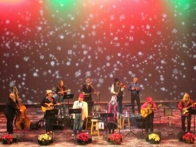 Timothy P & The Rocky Mountain Stocking Stuffers – Dec 1 2019 – 7:00pm
