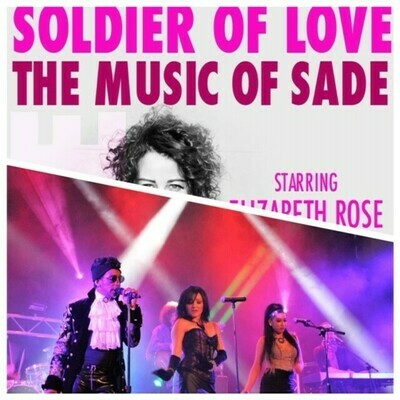 "Soldier of Love ""The Sade Tribute"" & Paizley Park ""The Prince Tribute"" – Jan 17 2020 – 7:30pm"