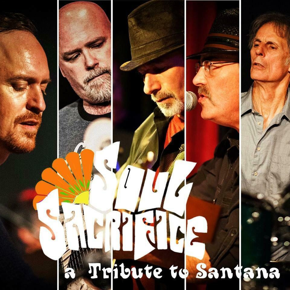 Uno de Mayo con Soul Sacrifice – May 1 2020 – 7:30pm
