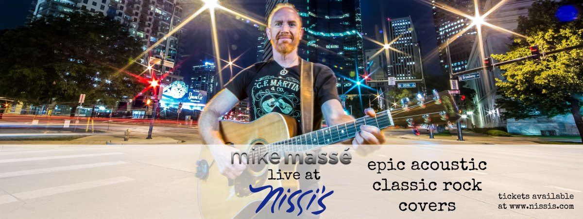 An Evening of Epic Acoustic Covers with Mike Masse – Feb 18 2018 – 7:00pm 00255