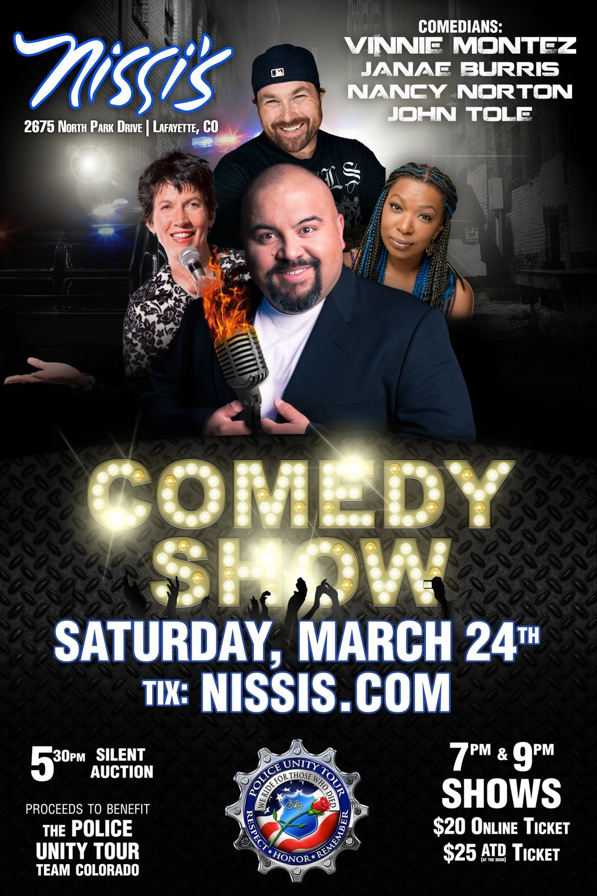 The Comedy Crew – March 24 2018 – 7pm 00268
