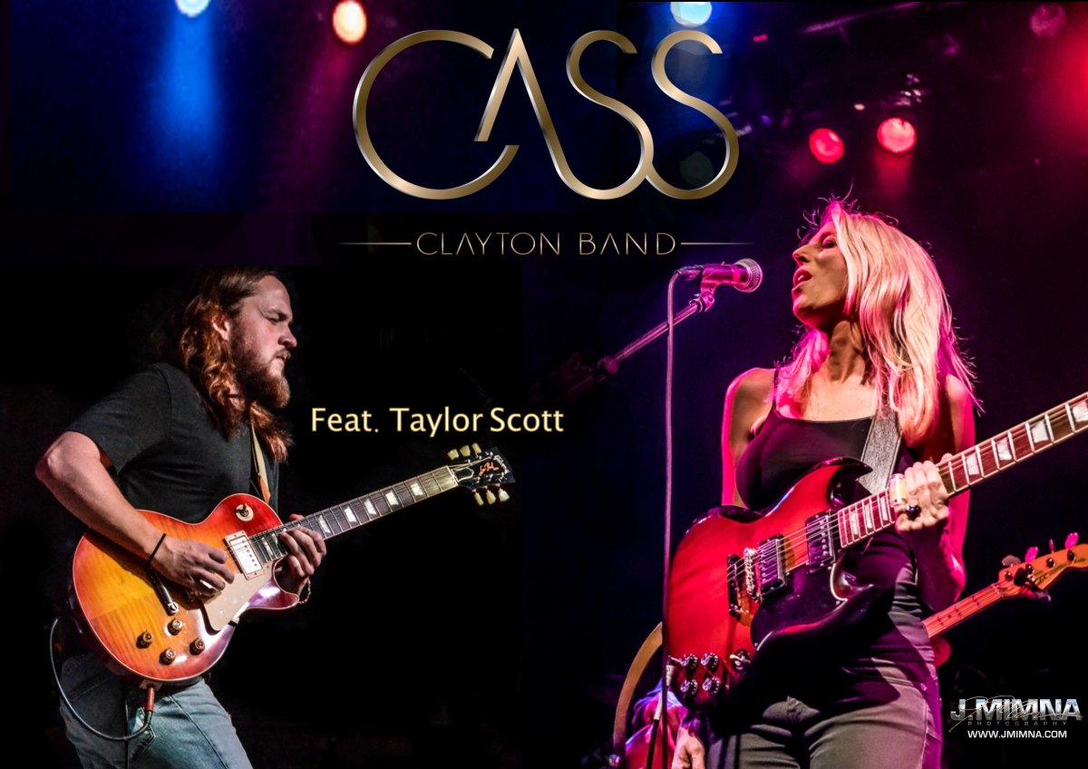 Cass Clayton Band – June 15 2018 – 7:30pm 00300