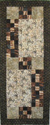 Tic Tac Toes Table or Bed Runner